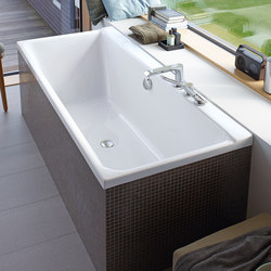 P3 Comforts - Bathtub | Bathtubs rectangular | DURAVIT