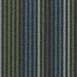 Flotex Linear | Complexity navy | Carpet tiles | Forbo Flooring