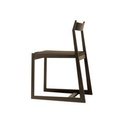 lineground #2 chair | Restaurant chairs | Skram