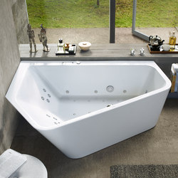 Paiova 5 - Whirlpool | Bathtubs rectangular | DURAVIT