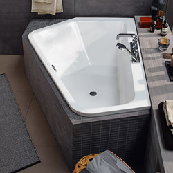 bathtubs special shapes high quality designer bathtubs. Black Bedroom Furniture Sets. Home Design Ideas