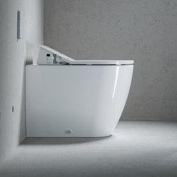 SensoWash Slim - Toilet | Toilets | DURAVIT