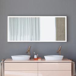 L-Cube - Spiegel | Wandspiegel | DURAVIT