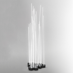 Reeds | Freestanding floor lamps | Artemide Outdoor