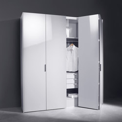 rc40 | Folding-Door unit | Armarios | burgbad