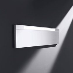 rc40 | Mirror with horizontal light | Specchi da parete | burgbad