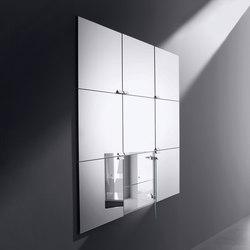 rc40 | Mirror cabinet | Armadietti a specchio | burgbad