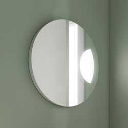 Sinea | Illuminated mirror | Espejos de pared | burgbad
