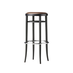 Vg p high stool bar stools from vg p architonic for Thonet barhocker
