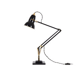 Original 1227™ Brass Desk Lamp | Table lights | Anglepoise