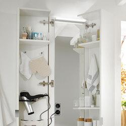 Sys30 | Tall unit | Armarios de baño | burgbad