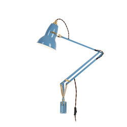 Original 1227™ Brass Wall Mounted Lamp | General lighting | Anglepoise