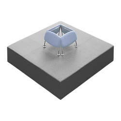 Felber L14 Cube | Seating islands | Dietiker