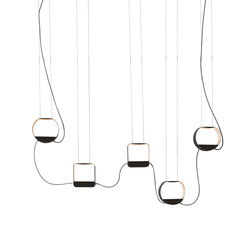 Eau de lumière Suspension 5 Petit | General lighting | designheure