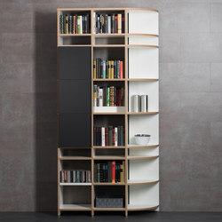 Classic shelf-system | Systèmes d'étagères | mocoba