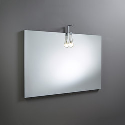 Sys30 | Mirror made to measure ACDL010 LED pendant light | Bath mirrors | burgbad