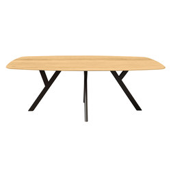 Felber T14 Wood Boatform | Dining tables | Dietiker