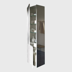 Yso | Partition | Mirror cabinets | burgbad