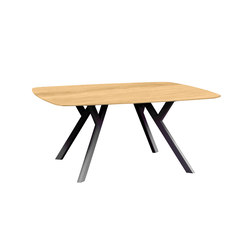 Felber T14 Wood Square Low | Lounge tables | Dietiker