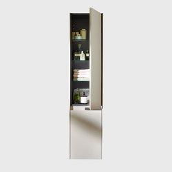Yso | Tall unit | Armarios de baño | burgbad