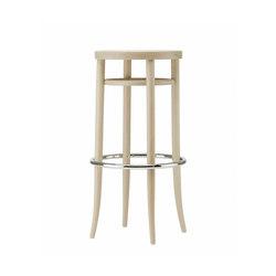 204 MH | Bar stools | Gebrüder T 1819