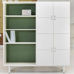 YourPlace | Cabinets | Haworth