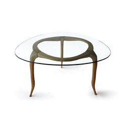 Domo Dining Table | Dining tables | Nigel Coates Studio