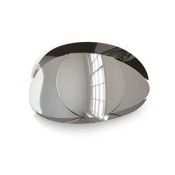 Occhione mirror | Specchi da parete | Nigel Coates Studio