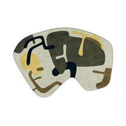 Ombretta 1 | Rugs / Designer rugs | Nigel Coates Studio