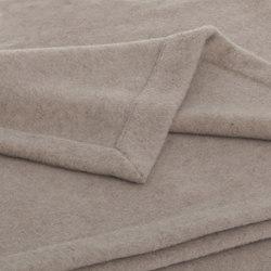 Elisa Blanket champagne | Plaids / Blankets | Steiner