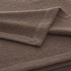 Elisa Blanket mocca | Plaids / Blankets | Steiner