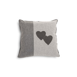 Karin Cushion anthracite | Cuscini | Steiner