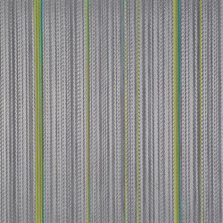 STRIPES | Diamond Green | Moquette | 2tec2