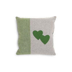 Karin Cushion lime | Coussins | Steiner
