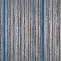 STRIPES | Diamond Blue | Moquette | 2tec2