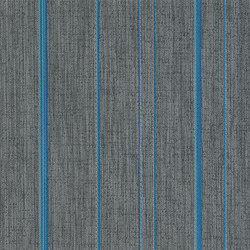 STRIPES | Moonless night Blue - ST | Quadrotte moquette | 2tec2