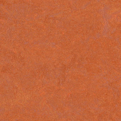 Marmoleum Fresco red copper | Pavimentazione linoleum | Forbo Flooring