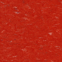 Marmoleum Piano salsa red | Rollos | Forbo Flooring