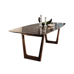 430 Opera Dining table | Dining tables | Vibieffe