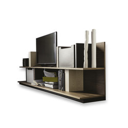 Ala 9800 Library | Multimedia sideboards | Vibieffe