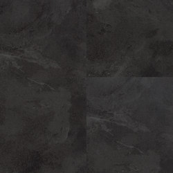 Allura Click black slate | Synthetic panels | Forbo Flooring