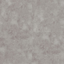 Allura Click grey concrete | Synthetic panels | Forbo Flooring