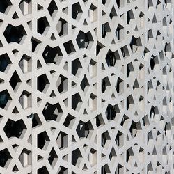 Perforated panels | Planchas de hormigón | IVANKA