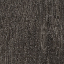 Allura Wood black rustic oak | Synthetic tiles | Forbo Flooring