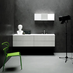 Simple | Meubles sous-lavabo | Boffi