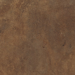 Allura Flex Stone rusty oxidized steel | Synthetic tiles | Forbo Flooring