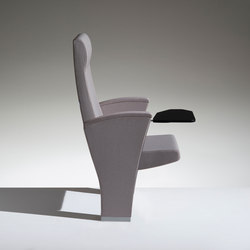 Unica | Auditorium seating | Lamm