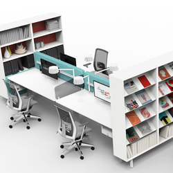 YourPlace | Desking systems | Haworth