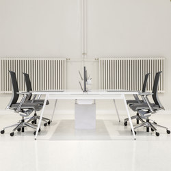 Intuity | Desking systems | Haworth