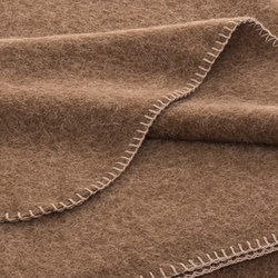 Alina Blanket cedar | Couvertures | Steiner